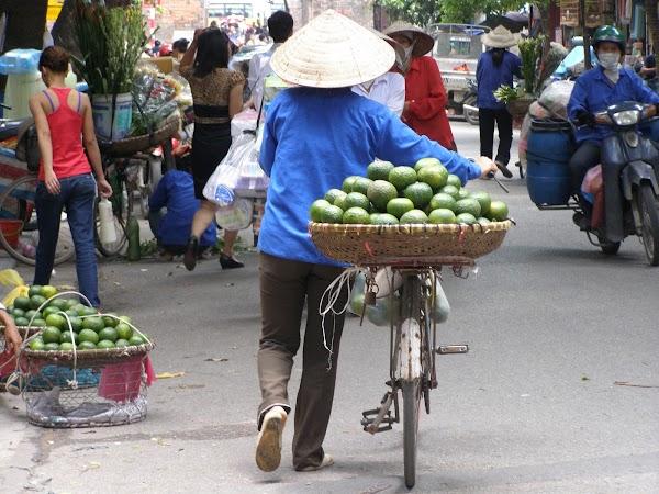 Obiective turistice Vietnam: Hanoi
