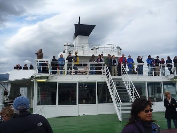 Imagini Argentina: plecarea spre Antarctica