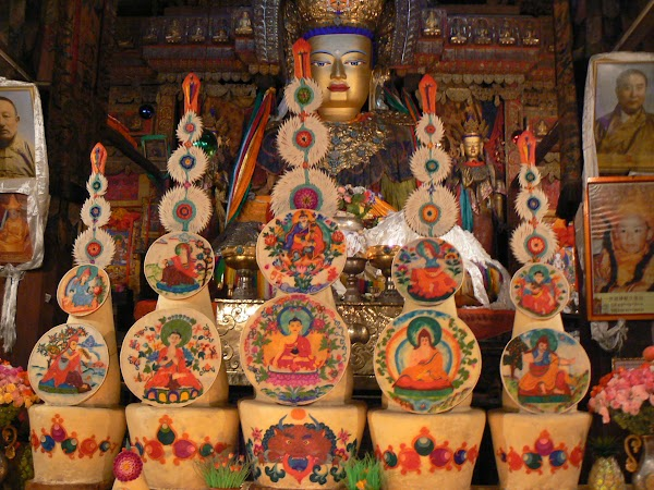 Obiective turistice Tibet: tormas.JPG