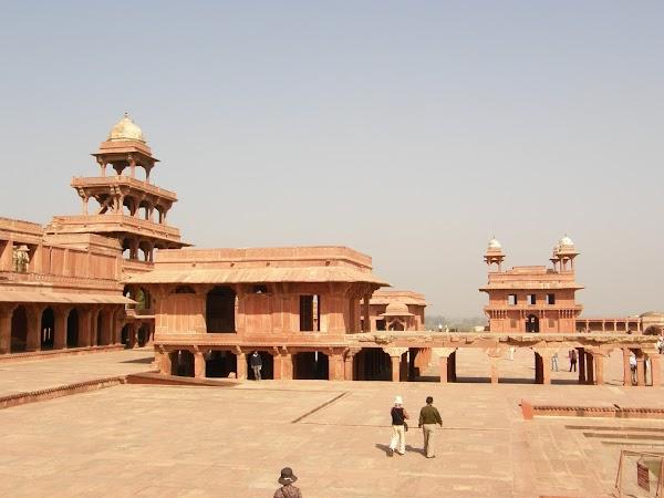 Obiective turistice India: Fatehpur Sikri.JPG