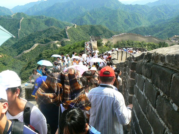 Imagini China: multimi la Marele Zid.JPG