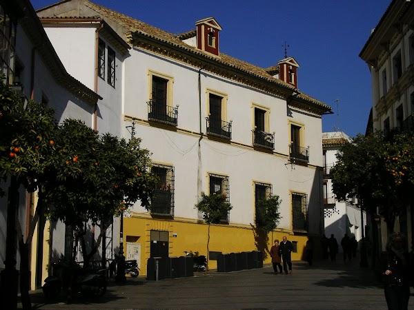 Obiective turistice Spania: strazile din Cordoba.JPG