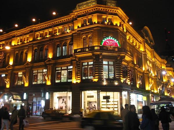 Obiective turistice Argentina: GALERIA PACIFICO PT CUMPARATURI, Buenos AIres
