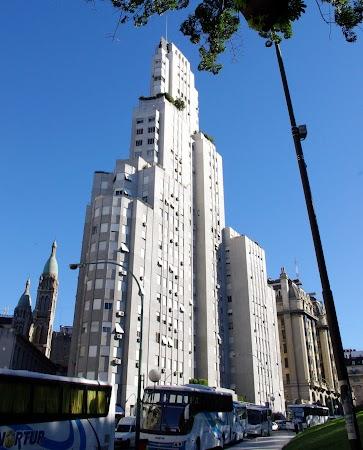 Obiective turistice Argentina: Edificiul Kavanagh, Buenos Aires