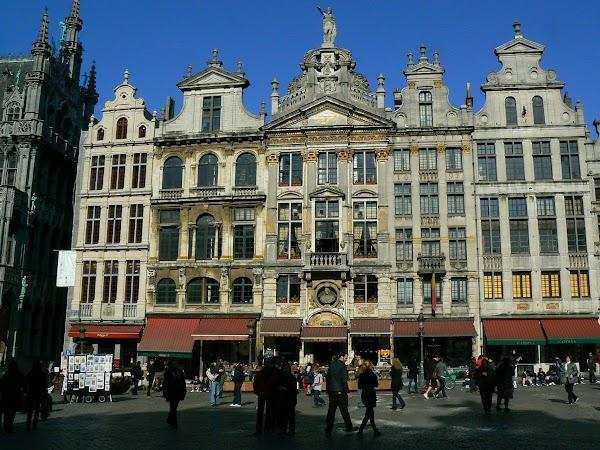 Obiective turistice Belgia: Grand Place Bruxelles