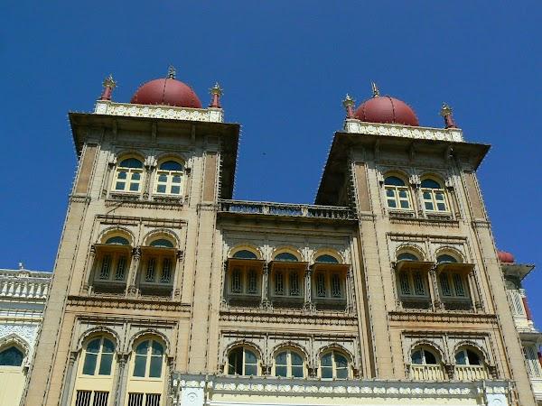 Obiective turistice India: palatul Mysore