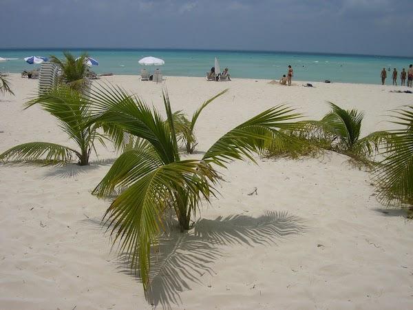 Obiective turistice Mexic: Playa Coco - Isla Mujeres.jpg