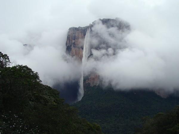 Obiective turistice Venezuela: Angel Falls.JPG