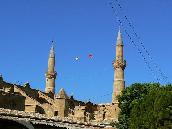 Obiective turistice Cipru de Nord: Moscheea principala din Nicosia