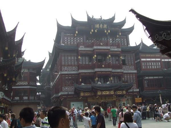 Atractii turistice China: Gradina Mandarinilor Lu, Shanghai