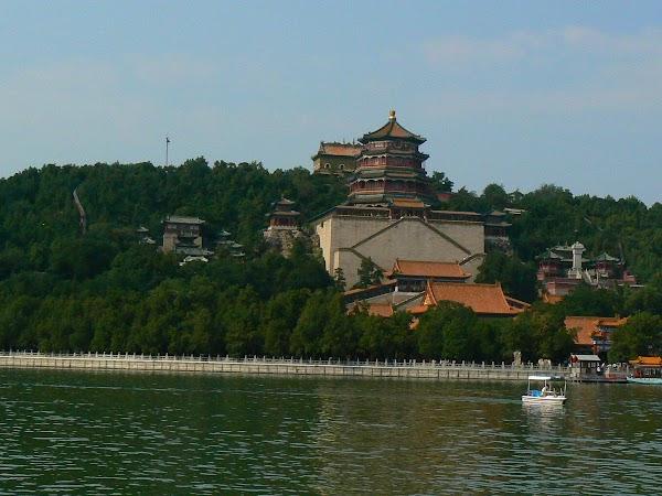 Obiective turistice China: Palatul de vara, Beijing