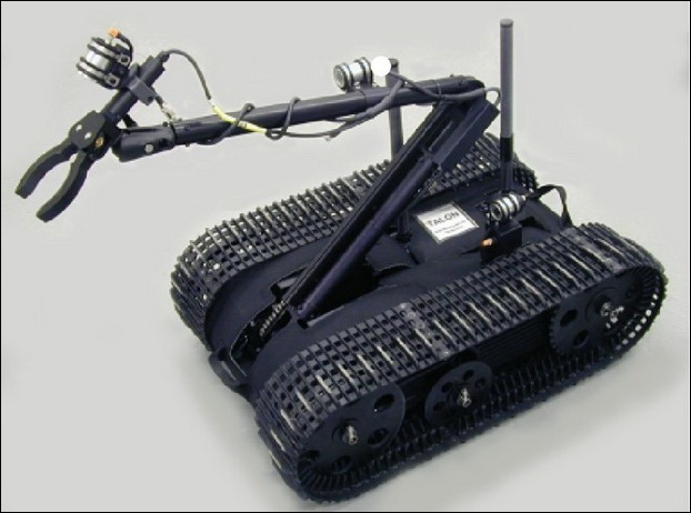 TALON Small Mobile Robot20