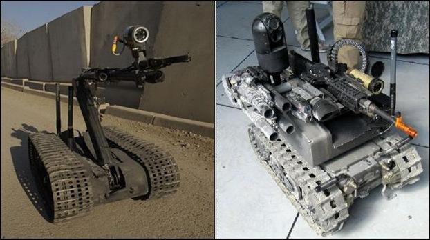 TALON Small Mobile Robot31