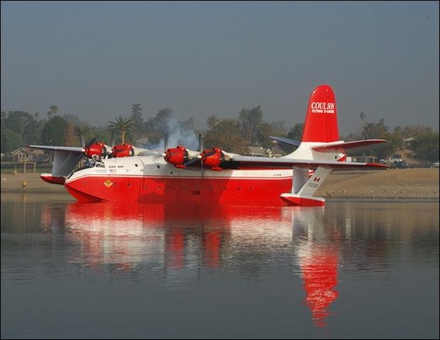 Martin Mars Water Bomber 17