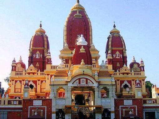 Birla temple in Delhi