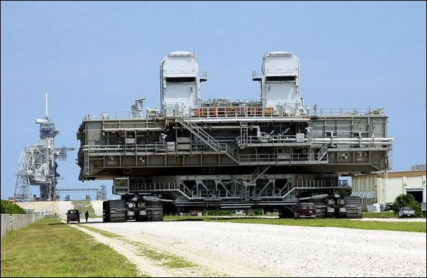 nasa crawler transporters 118