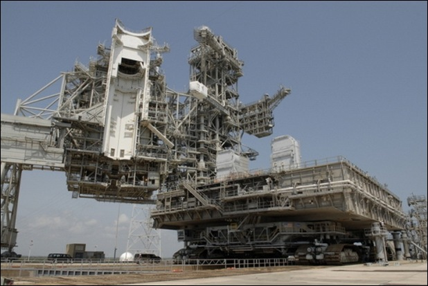 nasa crawler transporters 119