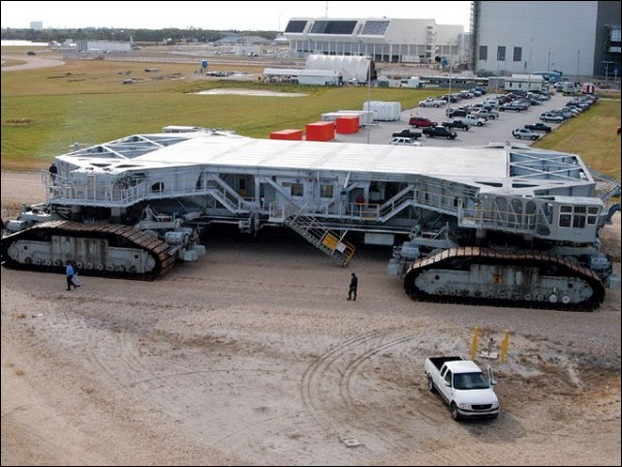 nasa crawler transporters 126