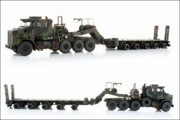 M1070 Heavy Equipment Transporter 26