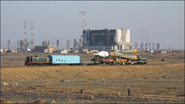 Baikonur Cosmodrome 05