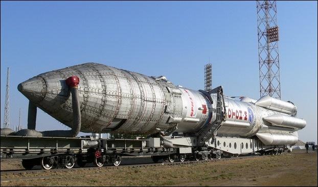 Baikonur Cosmodrome 01