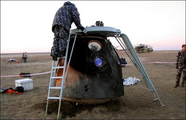 Baikonur Cosmodrome 18