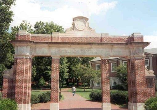 Ohio University,  Athens, America