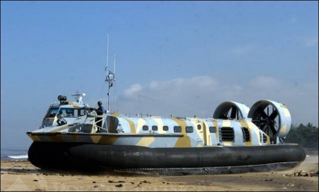 Hovercraft Civilian and Military Applications 11