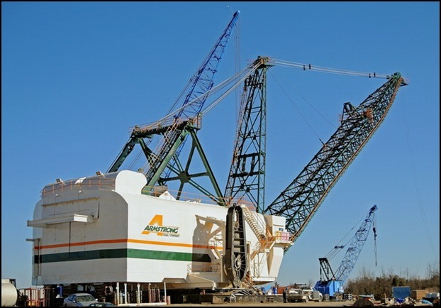 World's Largest Draglines
