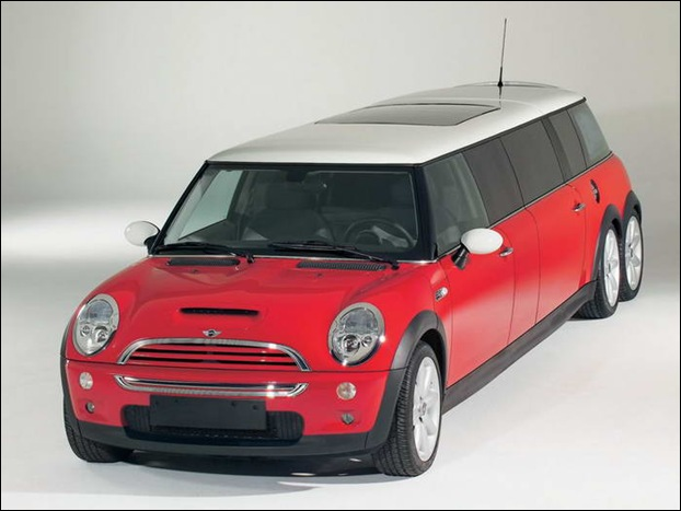 Mini XXL Stretch Limo