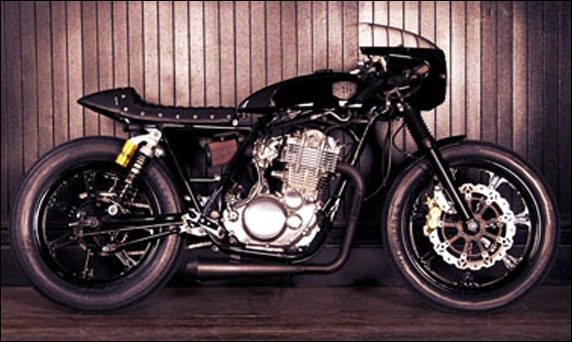 Robb Handcrafted Cycles Harley