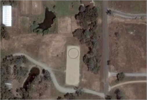 Cool Places on Google Earth
