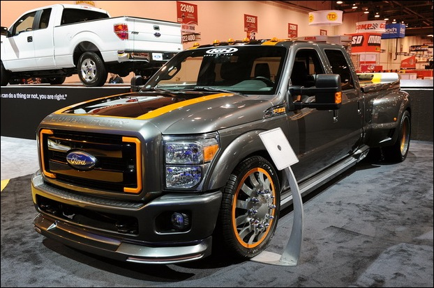 Ford F-350 Pit Boss 01