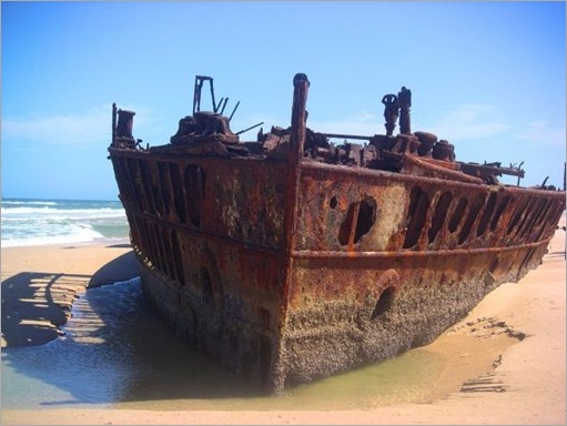 Amazing Above-Water Shipwrecks_8