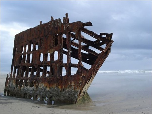 Amazing Above-Water Shipwrecks_4