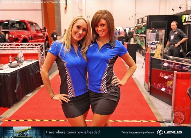 The Ladies Of SEMA21