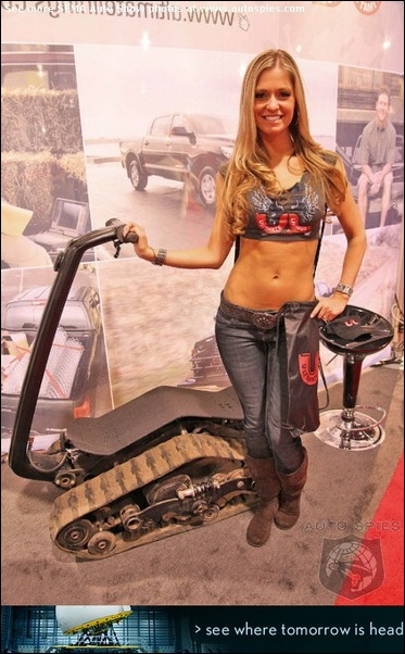 The Ladies Of SEMA25