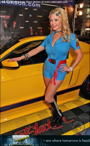 The Ladies Of SEMA08