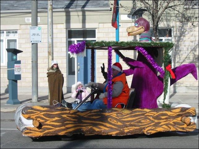 Flintstones Car09