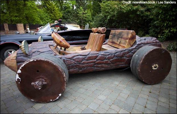 Flintstones Car02
