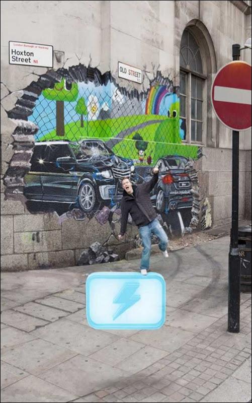 Street Art 3D cars 14