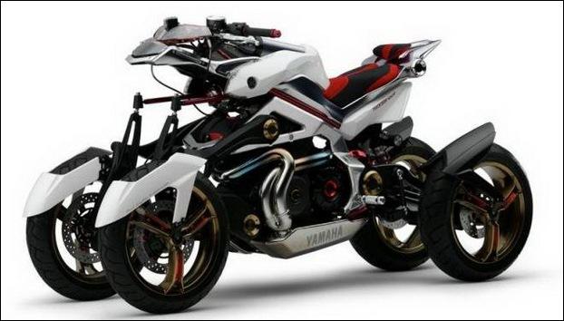 Yamaha Tesseract Concept  3
