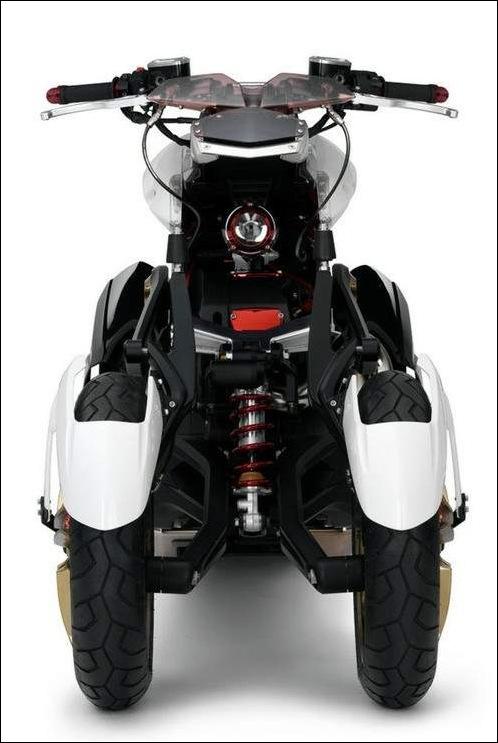 Yamaha Tesseract Concept  1