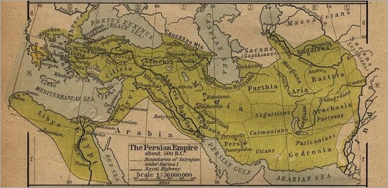 9. Achaemenid Empire