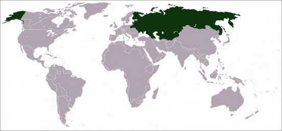 5. Russian Empire