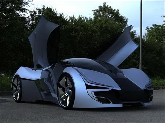 Aerius Concept Car 04