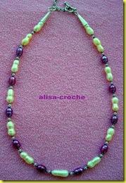 фиолет жемчуг