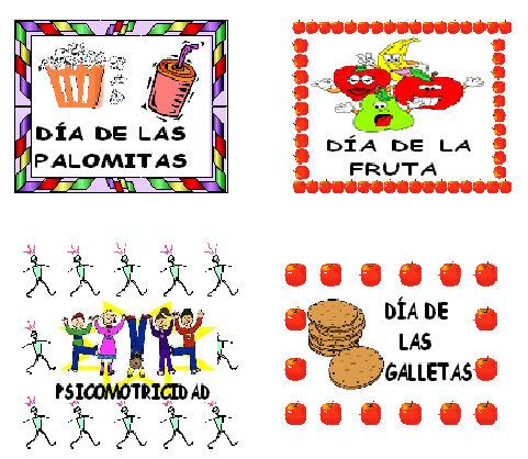 Etiquetas para materiales de clase for Actividades para el salon de clases de primaria