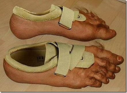 Funny Other (funny shoes) - Very Creative Shoes of Feet