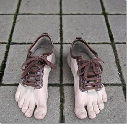 Funny Other (funny shoes) - Very Creative Shoes of Feet Part 2
